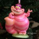 Disney Alice in Wonderland Cheshire Cat Ornament