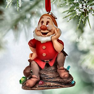 Disney Doc Ornament