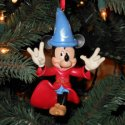 Mickey Mouse Sorcerer's Apprentice Ornament