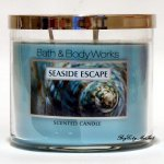 Bath and Body Works Seaside Escape Candle - 14.5oz