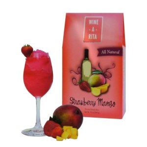 Wine-A-Rita Strawberry Mango Beverage Mix - 21oz bag