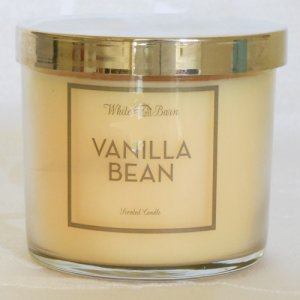 White Barn Vanilla Bean Candle 4oz