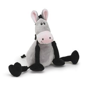 Burton and Burton Plush Donkey
