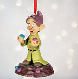Disney Dopey Diamond Mine Ornament