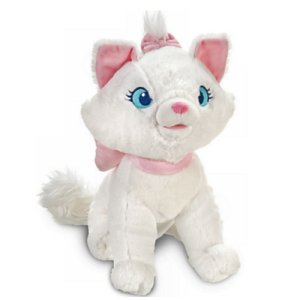 Disney Marie Plush Toy