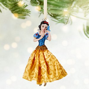 Snow White I'm Wishing Ornament