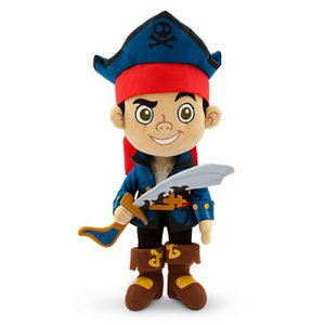 Captain Jake and the Never Land Pirates Plush 12 inch