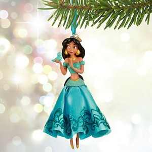 Disney Jasmine Ornament
