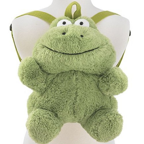 Fritz the Frog Back Pack - Click Image to Close