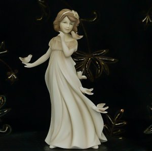 CloudWorks - Angelics - Songbirds - Heirloom - 41007 - Figurine