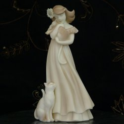 CloudWorks - Angelics - Kitties - Heirloom - 41008 - Figurine