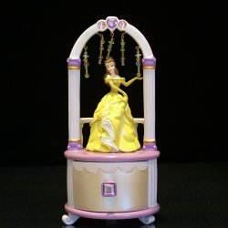 Disney Belle Jewelry Box