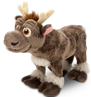 Disney Sven - Small Plush - 11 inch