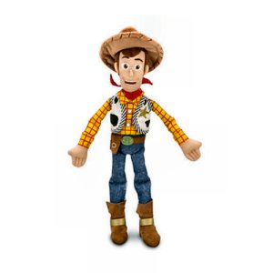 Disney Sheriff Woody Toy