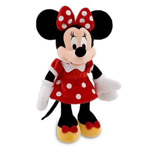 Disney Minnie Mouse Plush - 19""