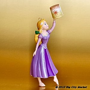 Hallmark Disney Tangled - It's All About The Hair