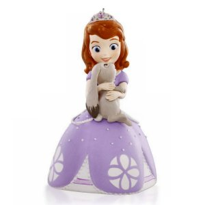 Disney Hallmark Sofia and Clover BFFS Ornament - 2015