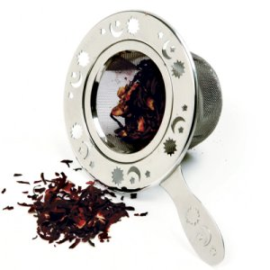 Norpro Decorative Tea Infuser With Handle