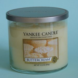 Yankee Candle Buttercream Candle - 12.5 oz