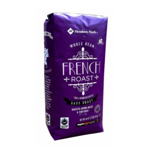 Members Mark French Roast Whole Bean Coffee 2.5 Lbs