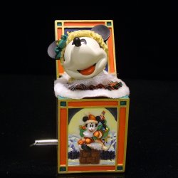 Mickey Mouse Musical Figurine