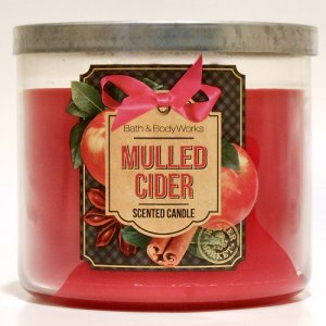 Bath and Body Works Mulled Cider Candle - 14.5 oz