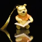 Lenox Disney Winnie The Pooh 80th Anniversary Ornament