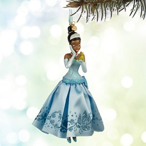 Disney Princess Tiana Ornament