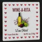 Wine-A-Rita Wine Glace in a Bag Beverage Mix - Winearita